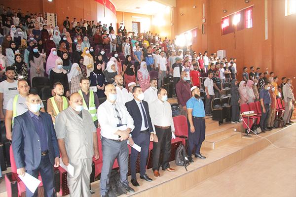 """يوم إعلامي توجيهي حول """"المسار البيداغوجي لطالب السنة الأولى جذع مشترك"""""""